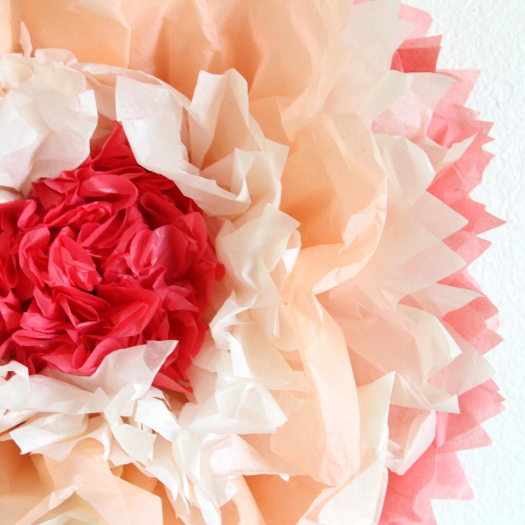Paper Flower Sculptures Fox River Academy Of Music And Art